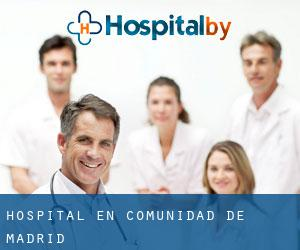 Hospital en Comunidad de Madrid
