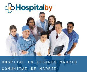 hospital en Leganés (Madrid, Comunidad de Madrid)