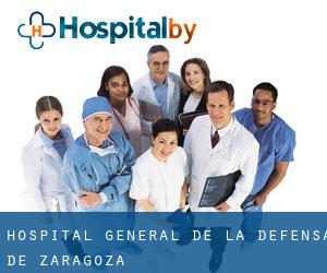 Hospital General de la Defensa de Zaragoza